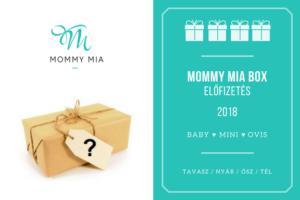 Mommy Mia Box Előfizetés 2018