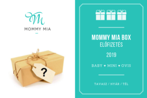 Mommy Mia Box Előfizetés 2019